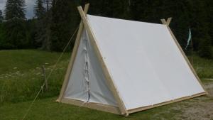 Tente du Nord -Les Chemins de Traverse - Régis Rodriguez