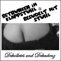 Dekolletés und Dekadenz (Cover)