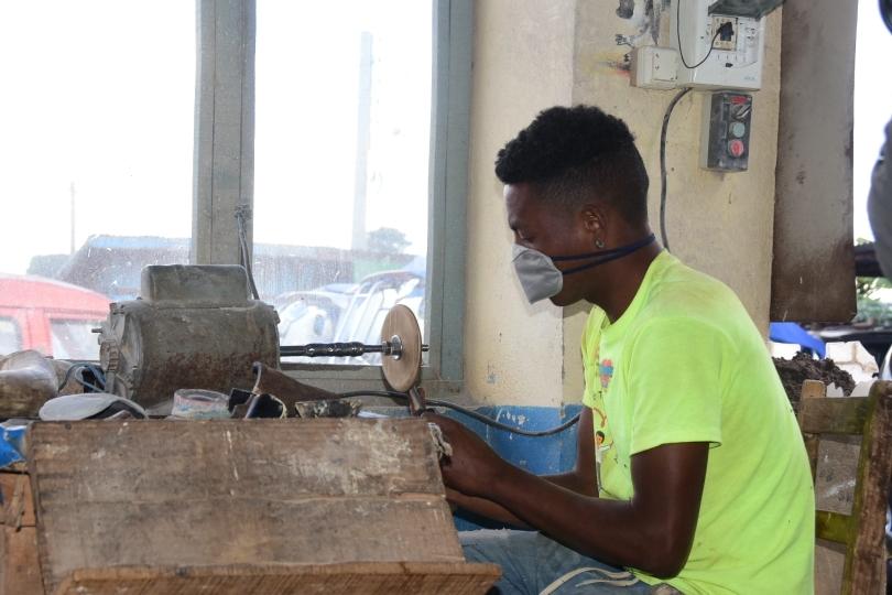 Viel Improvisation - das Geheimnis, warum das Leben in Madagaskar doch irgendwie funktioniert