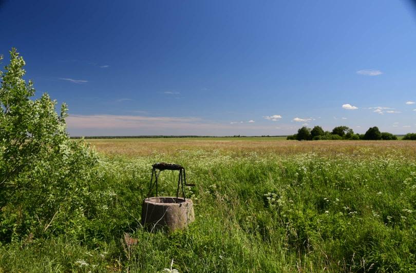 Viel Landschaft in Lettland