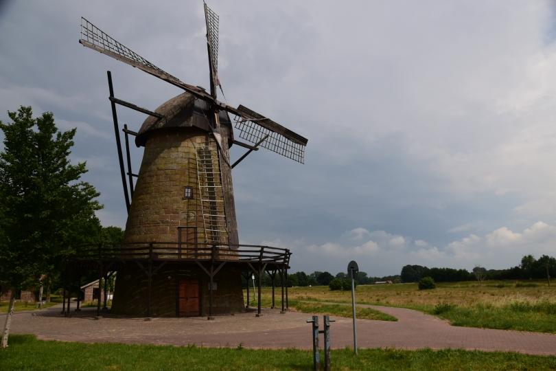 Windmühlen gibt es nicht nur in den Niederlanden