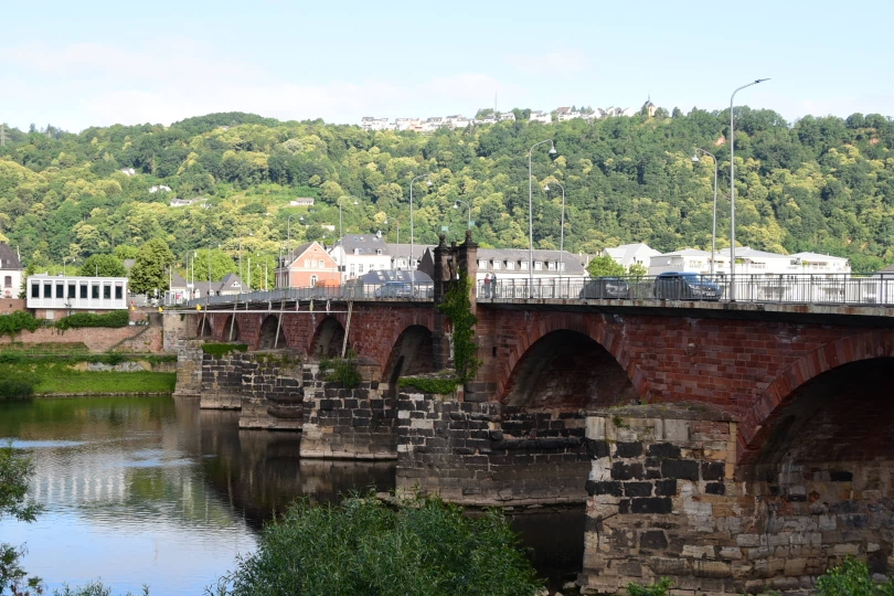 Die Römerbrücke in Trier - die älteste Brücke nördlich der Alpen