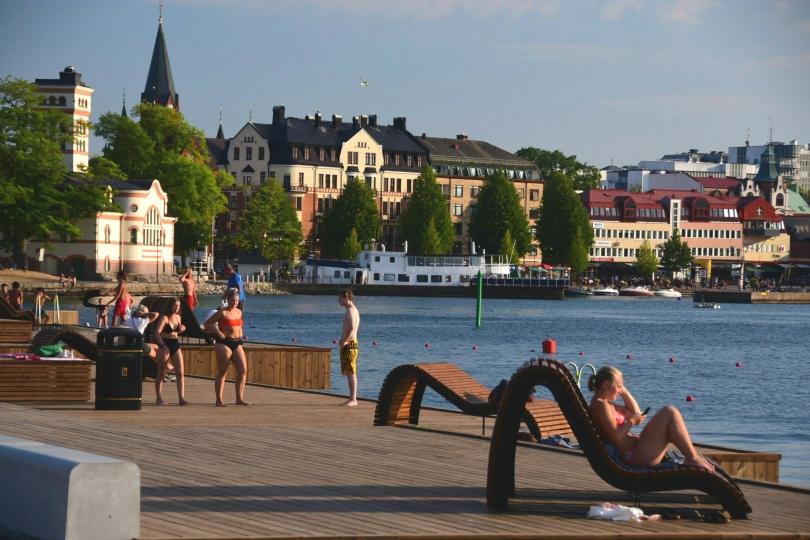Sommerstimmung in Südschweden