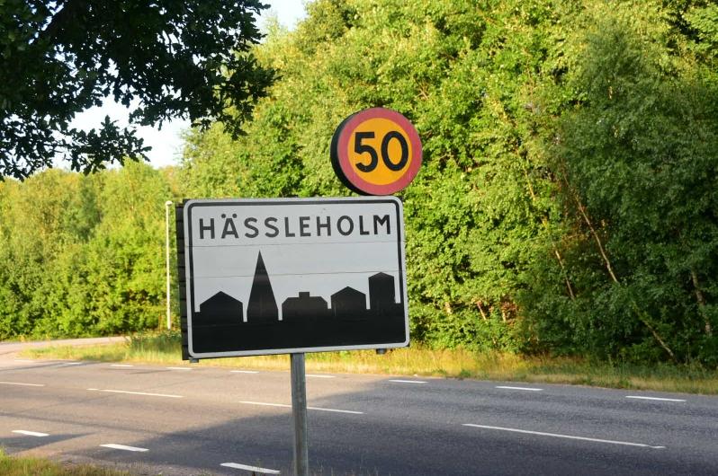Liegt auf meinem Weg nach Helsingborg und weckt alte Erinnerungen