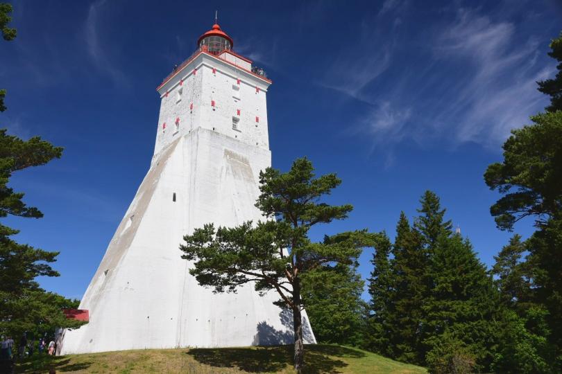 Ein außergewöhnliches und schönes Exemplar eines Leuchtturms