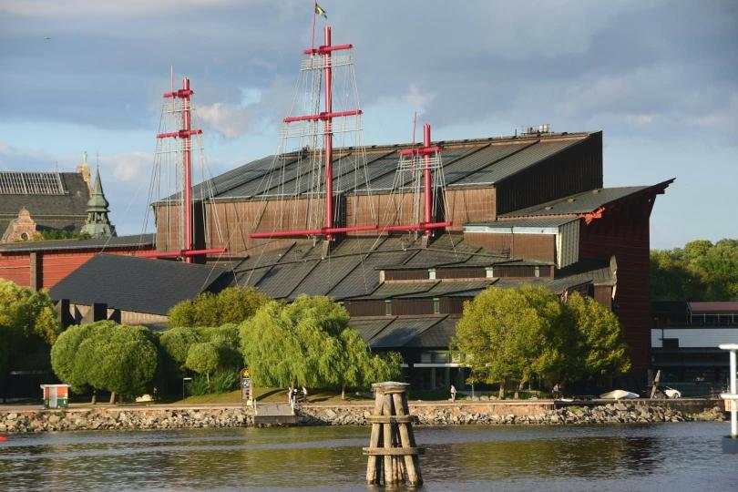 Ein absolutes Muss in Stockholm ist das Vasa-Museum