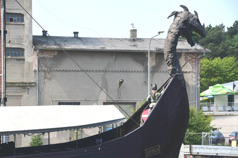 Wicki ist nur deshalb kein großer Häuptling geworden, weil er die Galeonsfigur des eigenen Schiffes umgebracht hat