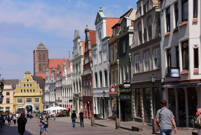 Lübeck habe ich ausgelassen - aber Wismar hat auch eine Menge zu bieten