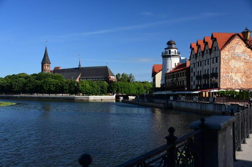Wohl die einzigen Reste des alten Königsbergs