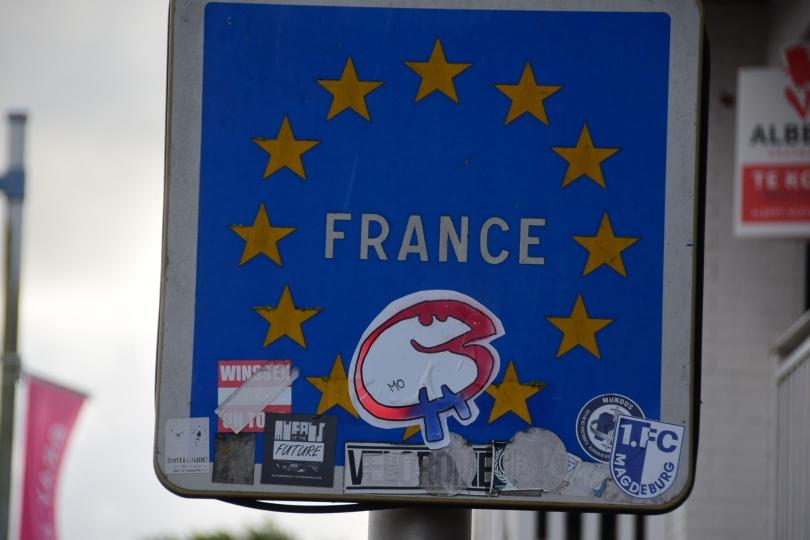 Frankreich wird mich wohl ein bisschen länger beschäftigen als Belgien, und deswegen gibt es hierfür ein extra Kapitel