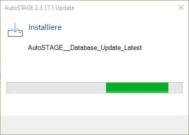 Installation des Update der Symboldatenbank