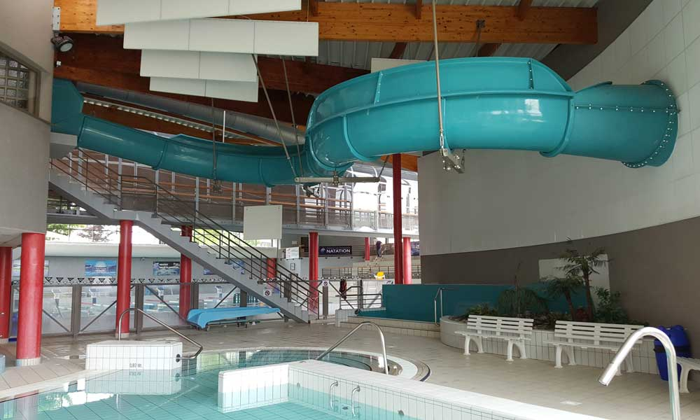 Piscine Sivom De La Region De Chevreuse