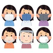 新型コロナ感染防止策vol.10|マスクをしましょう!