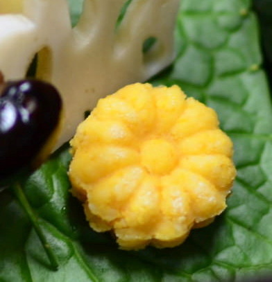 菊黄身寿司