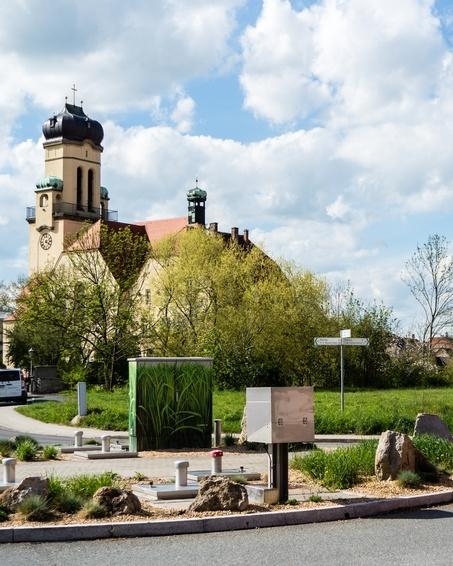 Panorama Crimmitschau