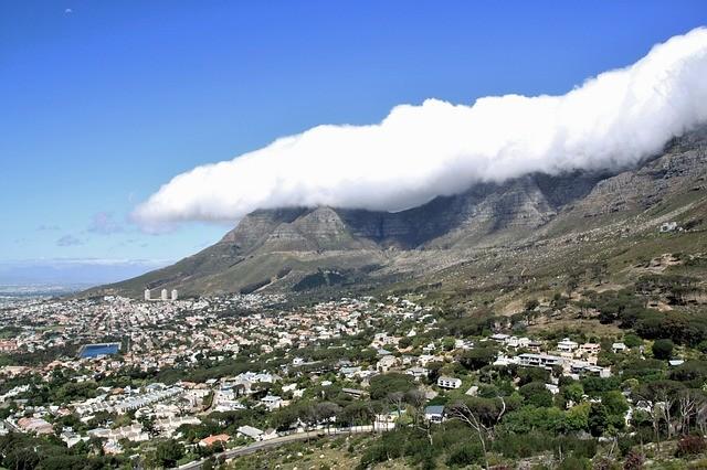 Kap-Region in Südafrika