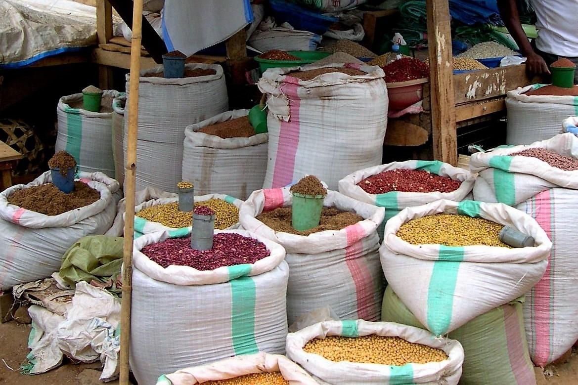 Marktbesuche im Süden Tansanias