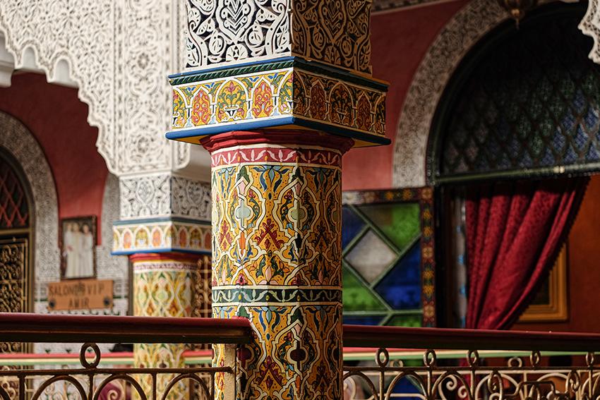 Restaurant in Marrakesch