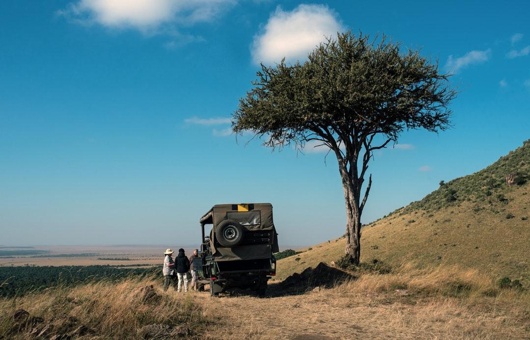 Pirschfahrten in Kenia