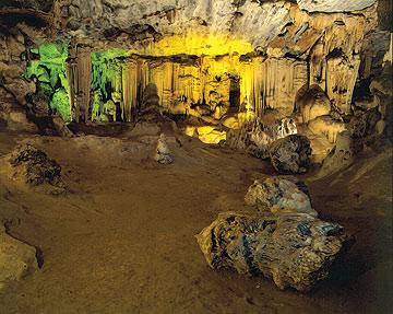 Besuch in den Cango Caves Südafrika Reise