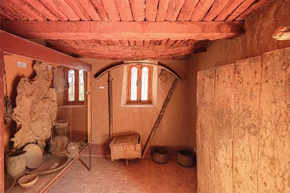 El-Khorbet Oasenmuseum