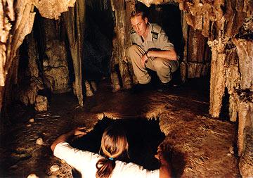 Cango Caves Südafrika Reise