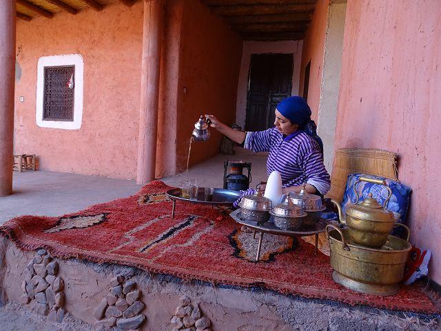 Authentische Erlebnisse in Marokko