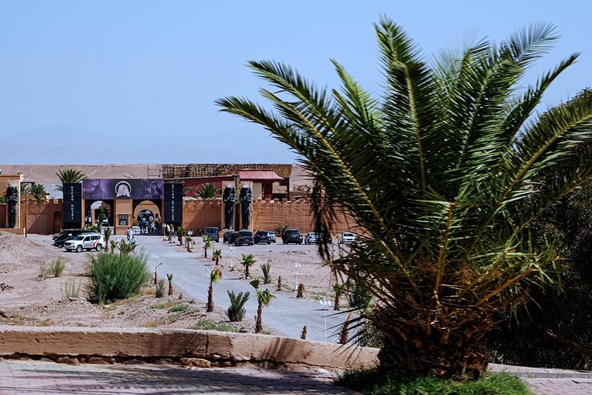Filmstudios in Ouarzazate