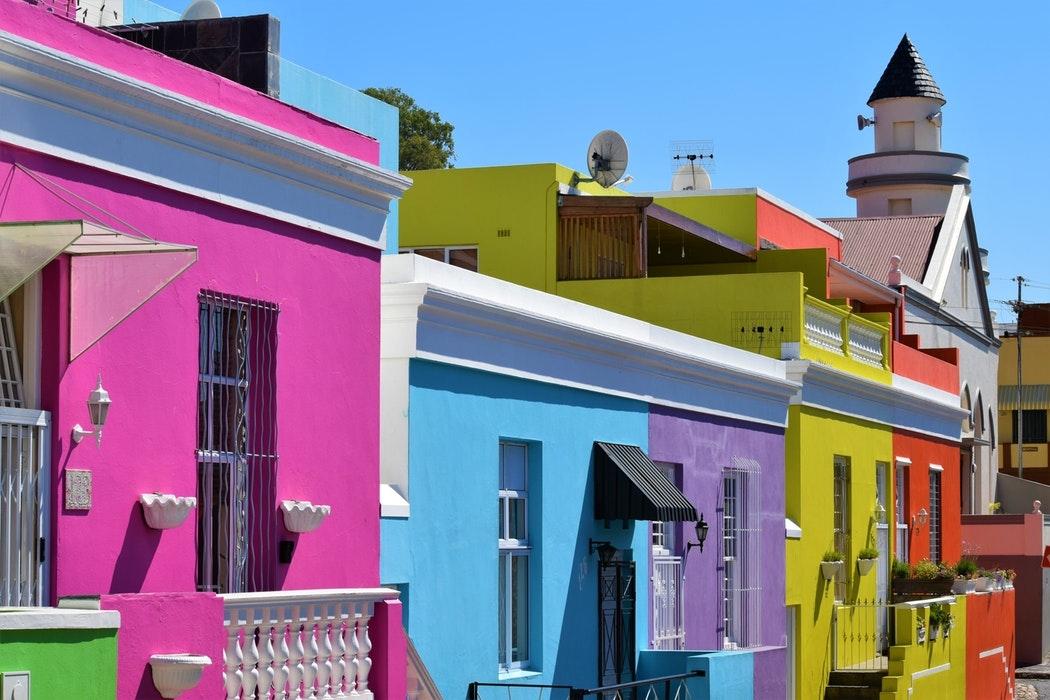 Boo-Kaap in Kapstadt