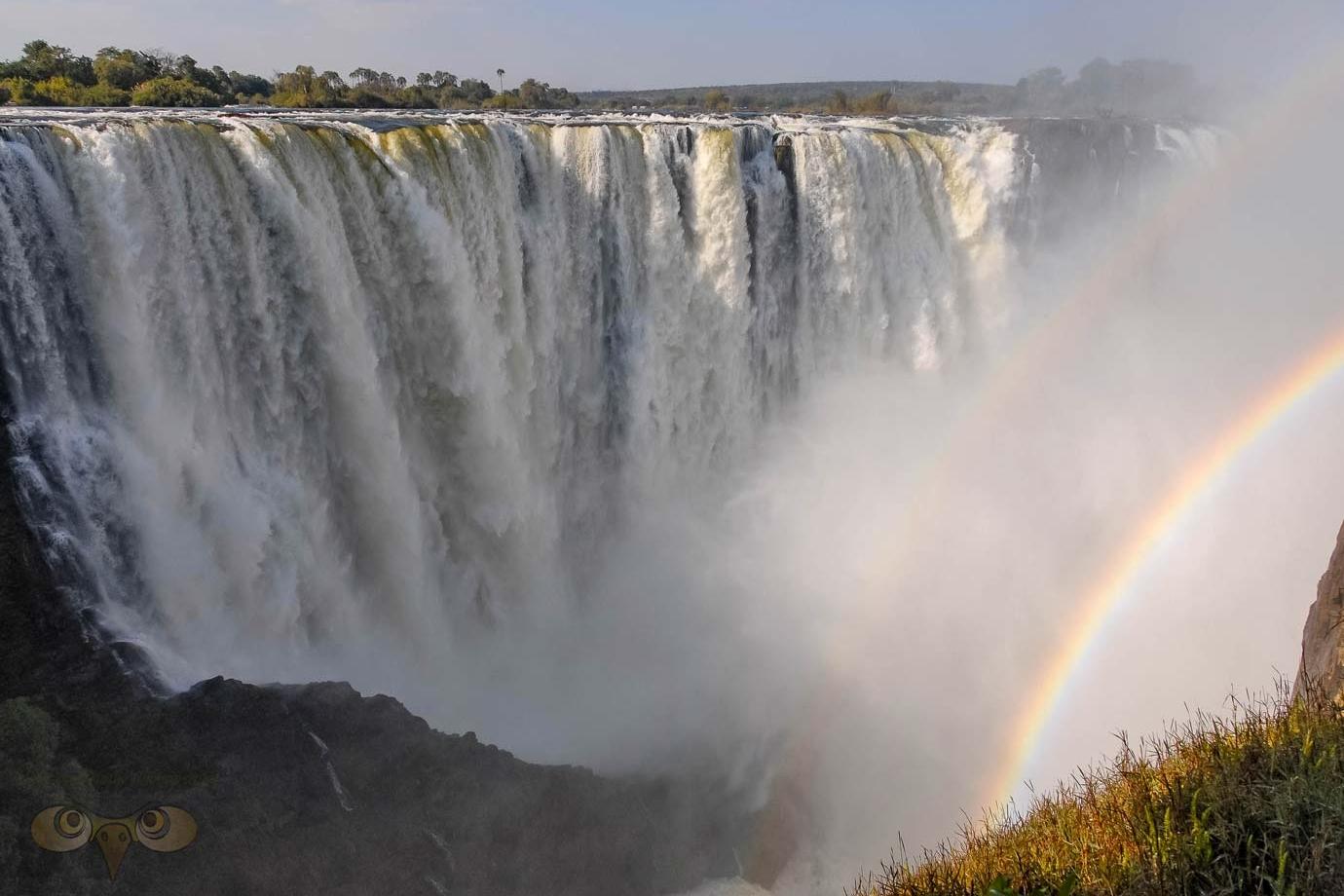 Viktoria Fälle in Simbabwe