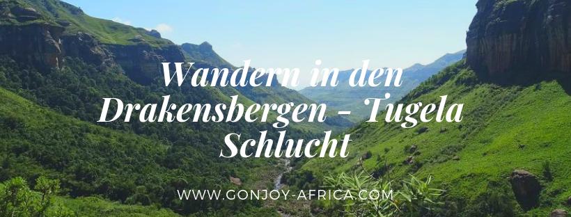 Wanderreise Südafrika