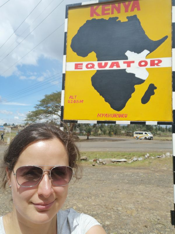 Äquator Kenia Safari