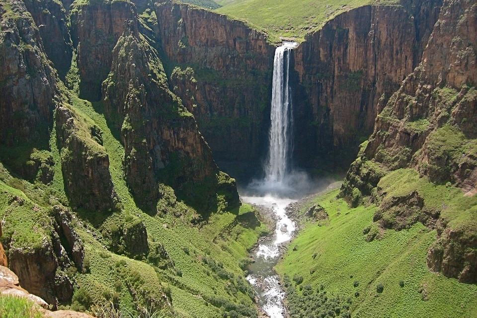 atemberaubende Drakensberge