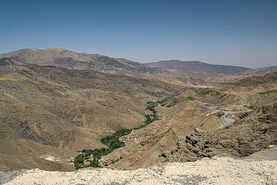 Atlas-Gebirge