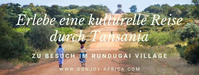 Kultur Tansania, Tansania Safari