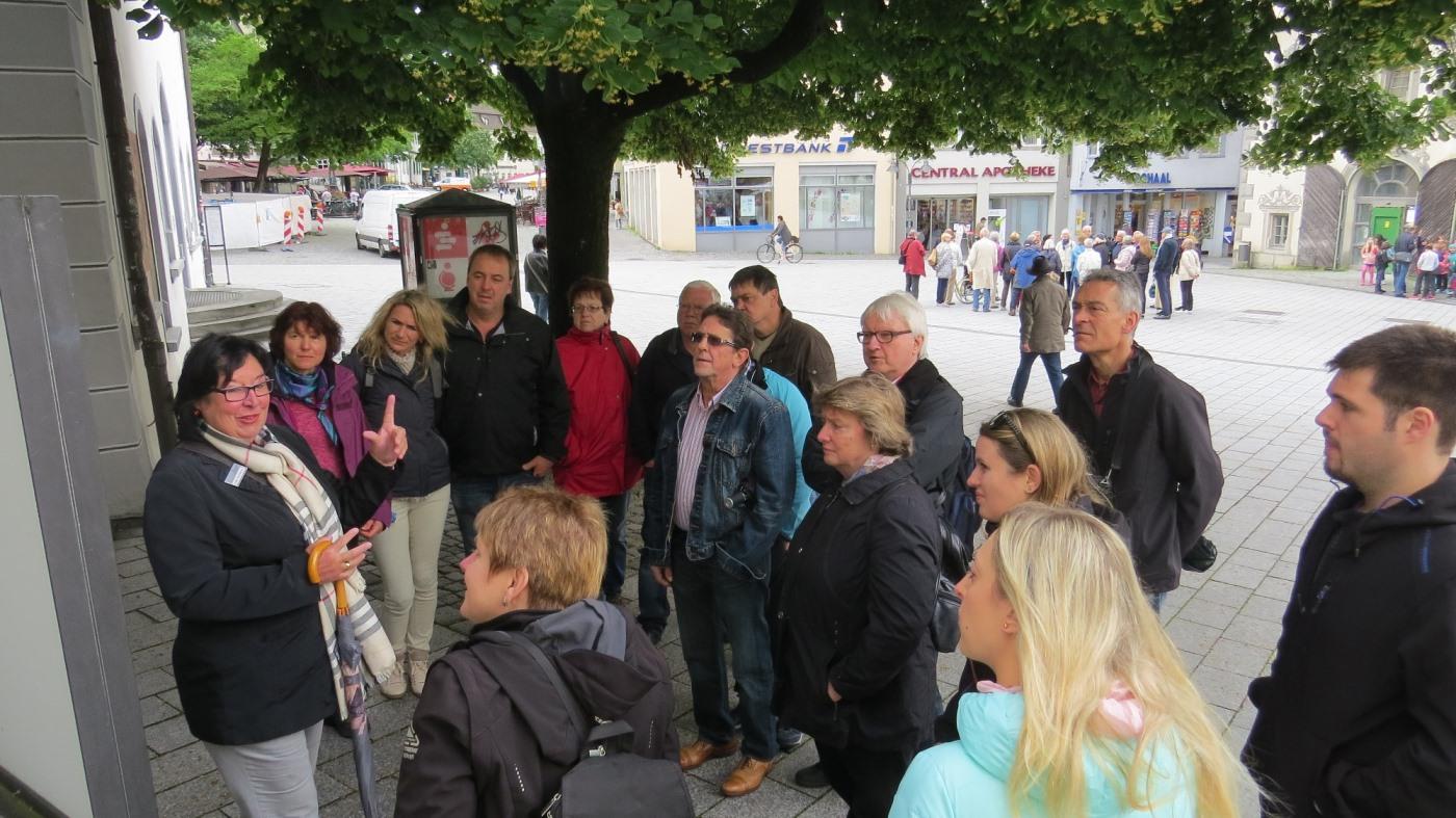 Stadtführung in Ravensburg