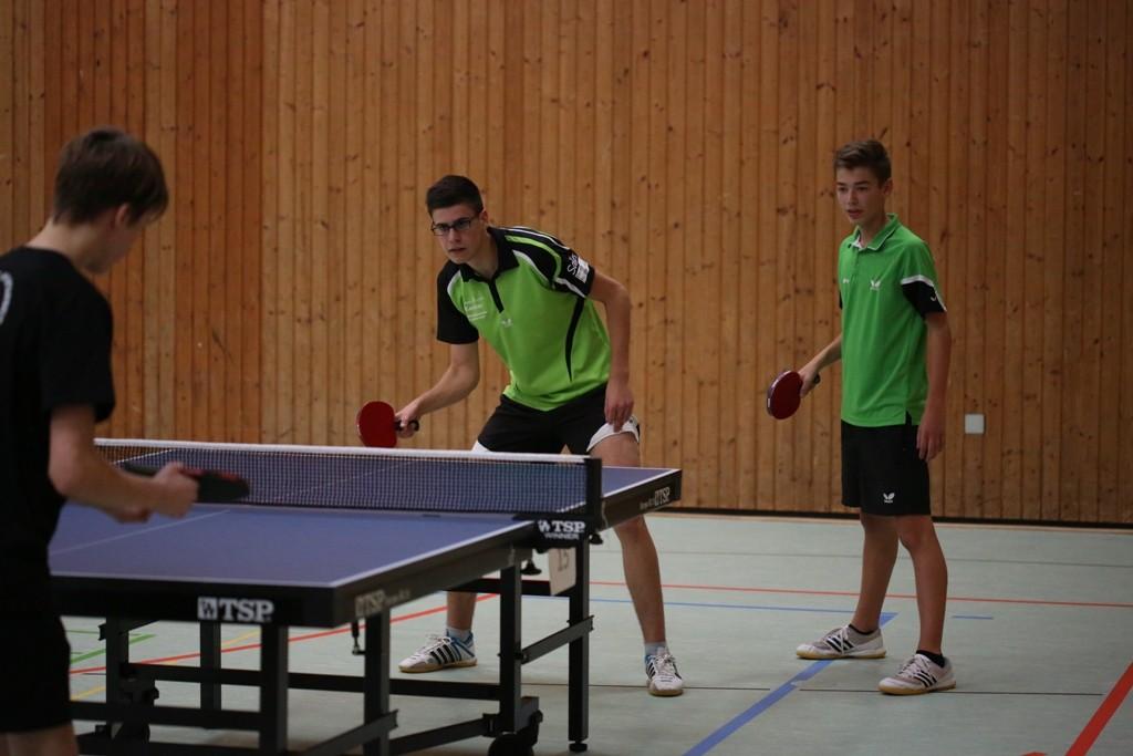 Fabian und Fabio