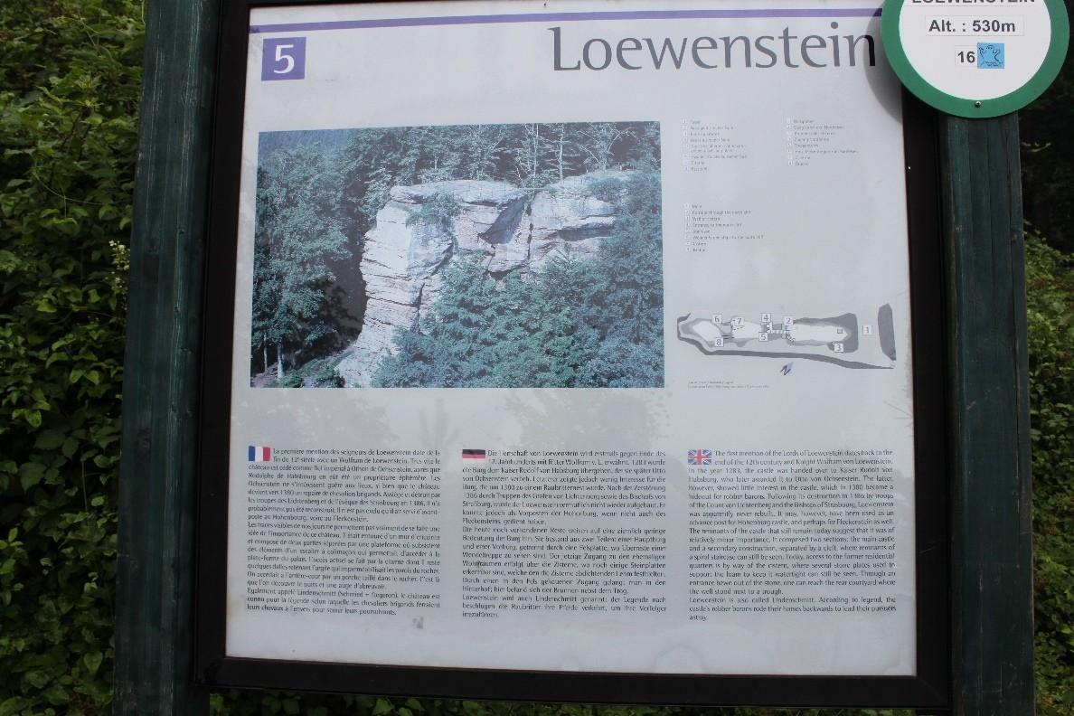 Burg Loewenstein