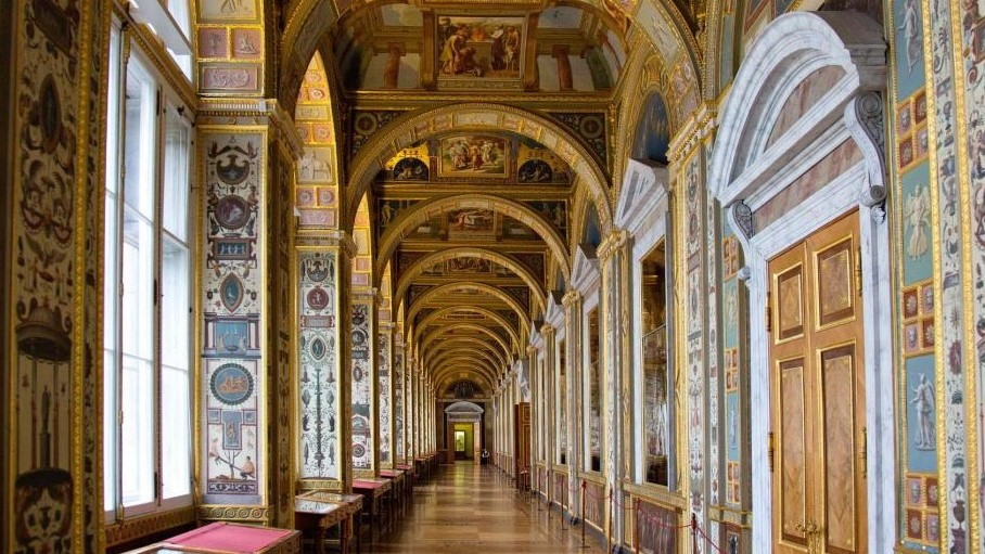 St. Petersburg, the State Hermitage Museum