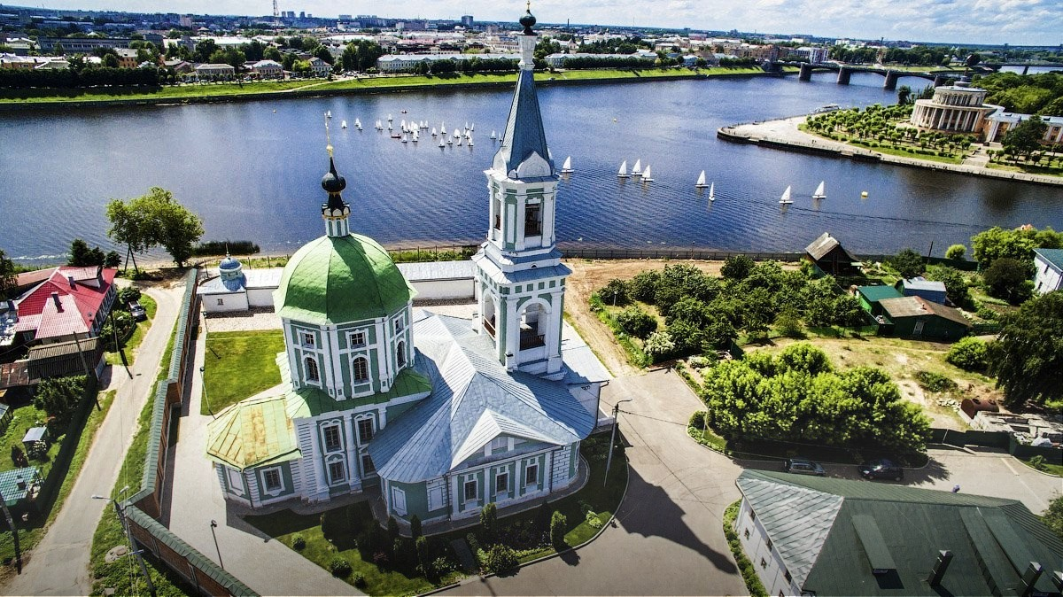 Tver, St. Catherine's Convent