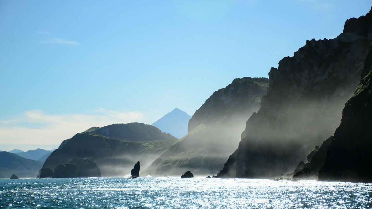 Boat trip in Avacha Bay