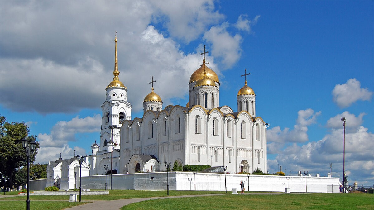Vladimir, the Dormition Cathedral
