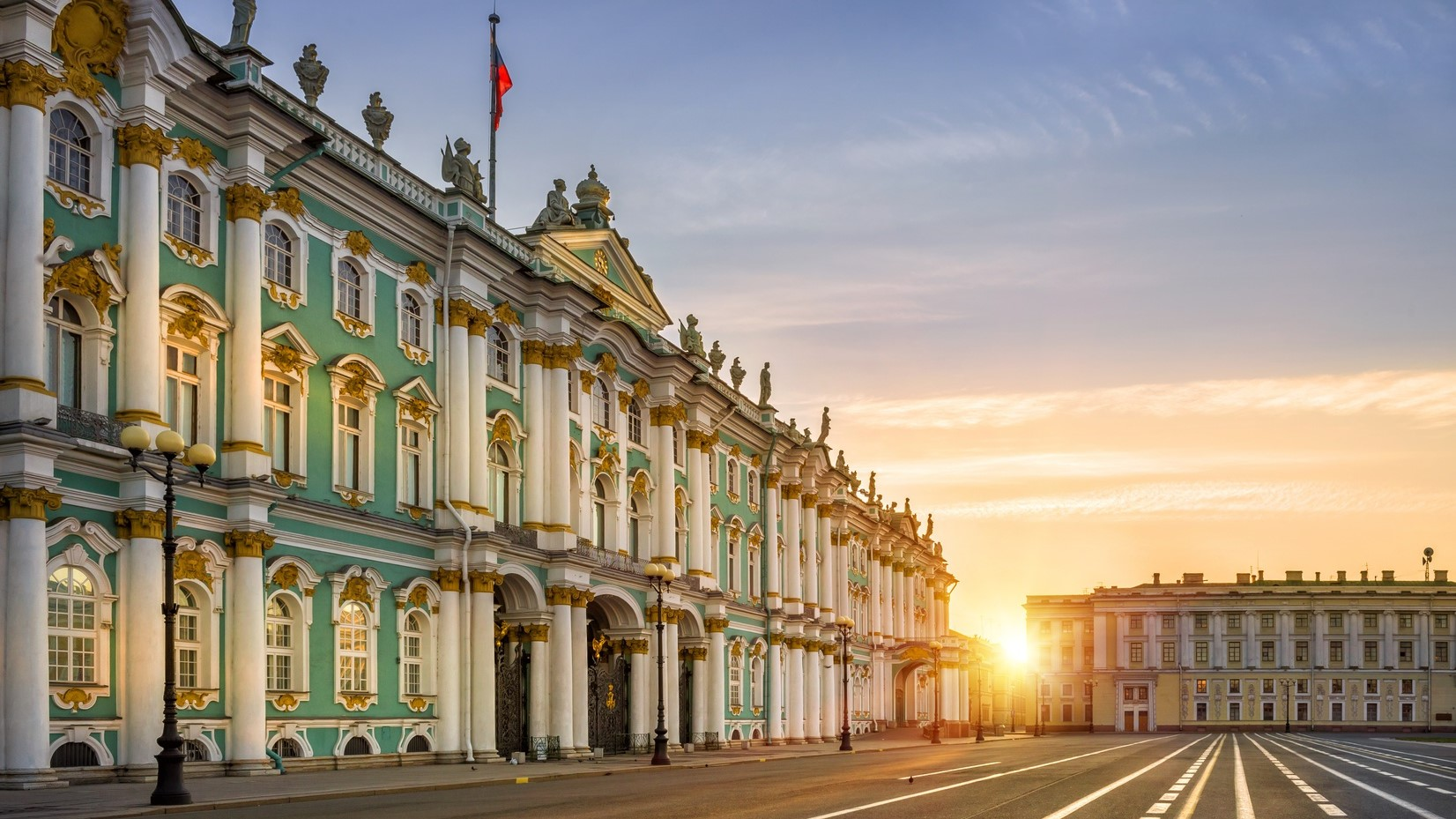 St. Petersburg, the State Hermitage Museum (the Winter Palace)
