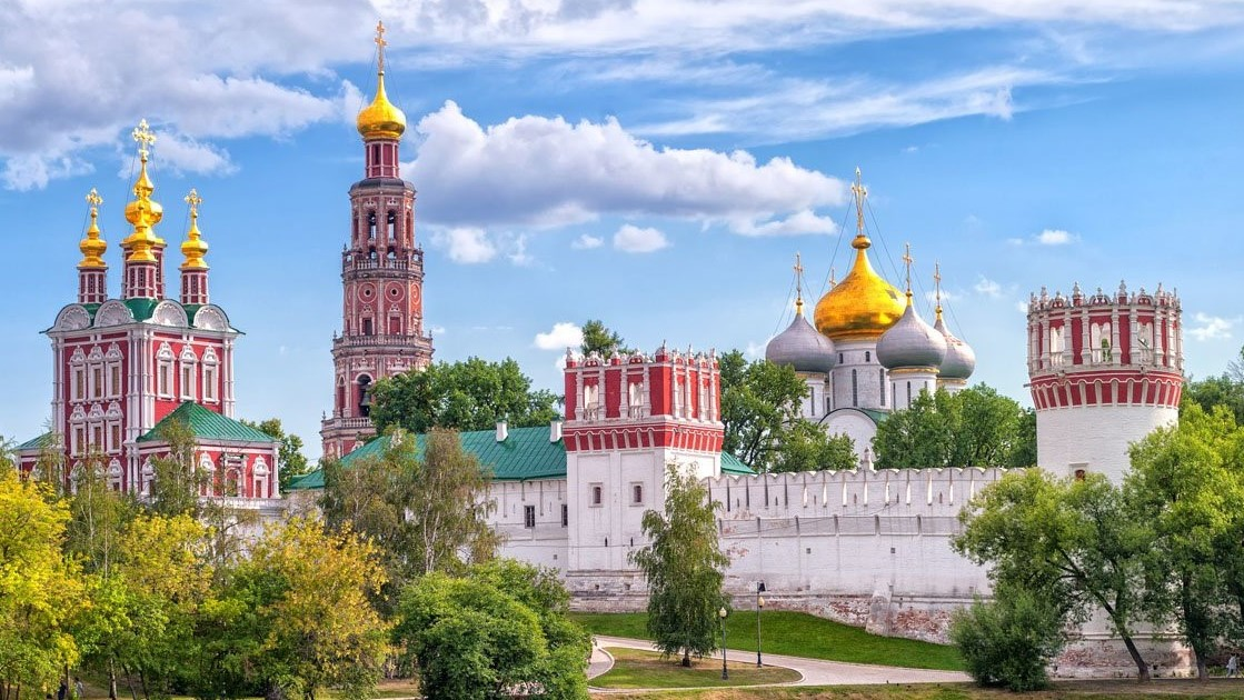 Moscow, Novodevichy Сonvent