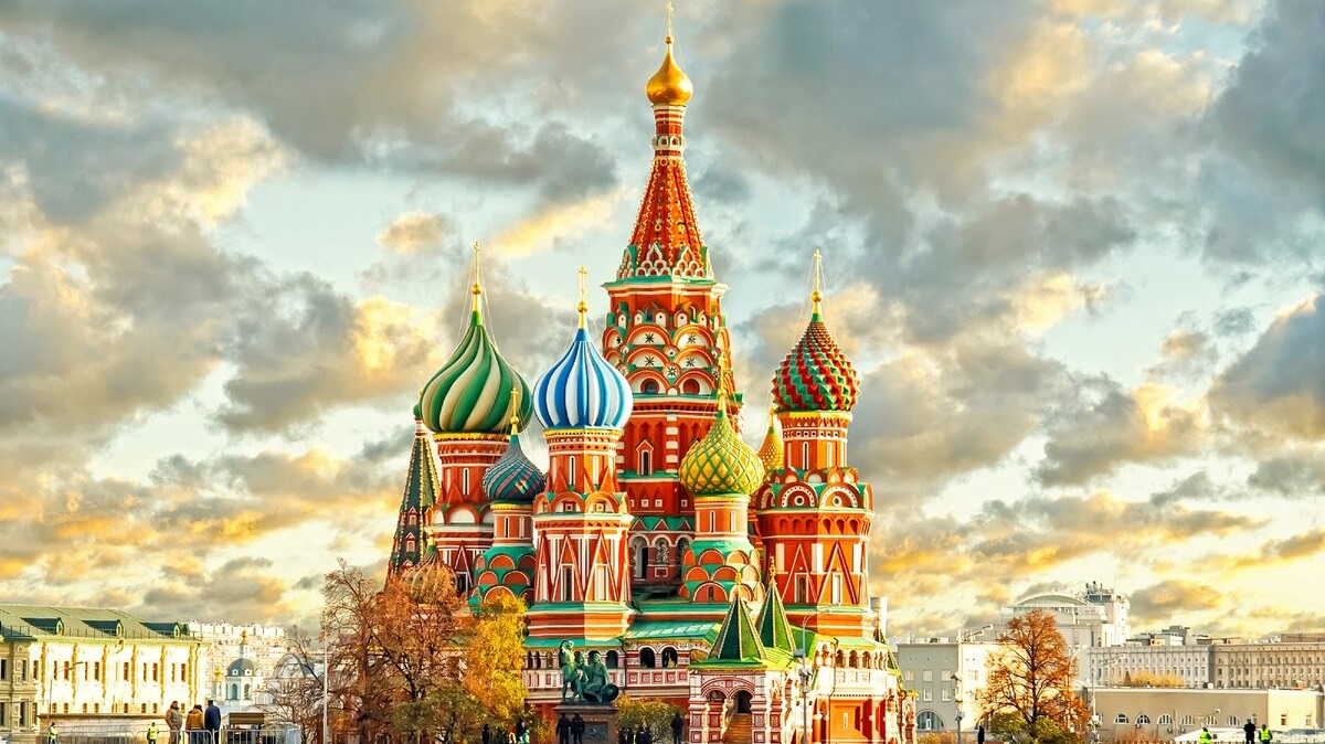 Moscow, Saint Basil's Cathedral
