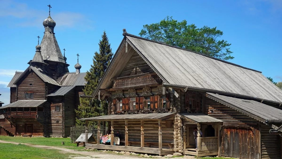 Suzdal, Museum of Wooden Architecture