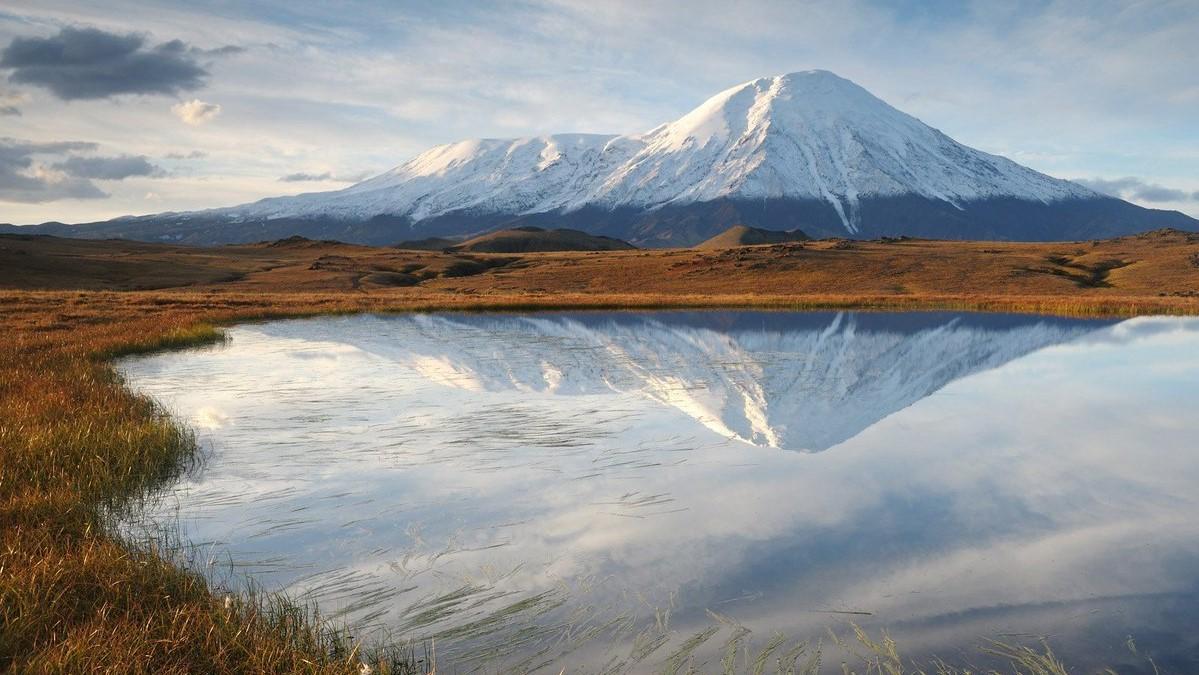 Tolbachik volcano