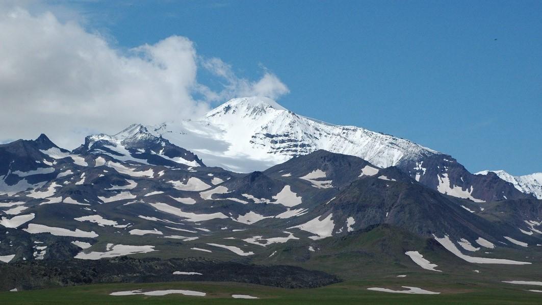 Alney volcano