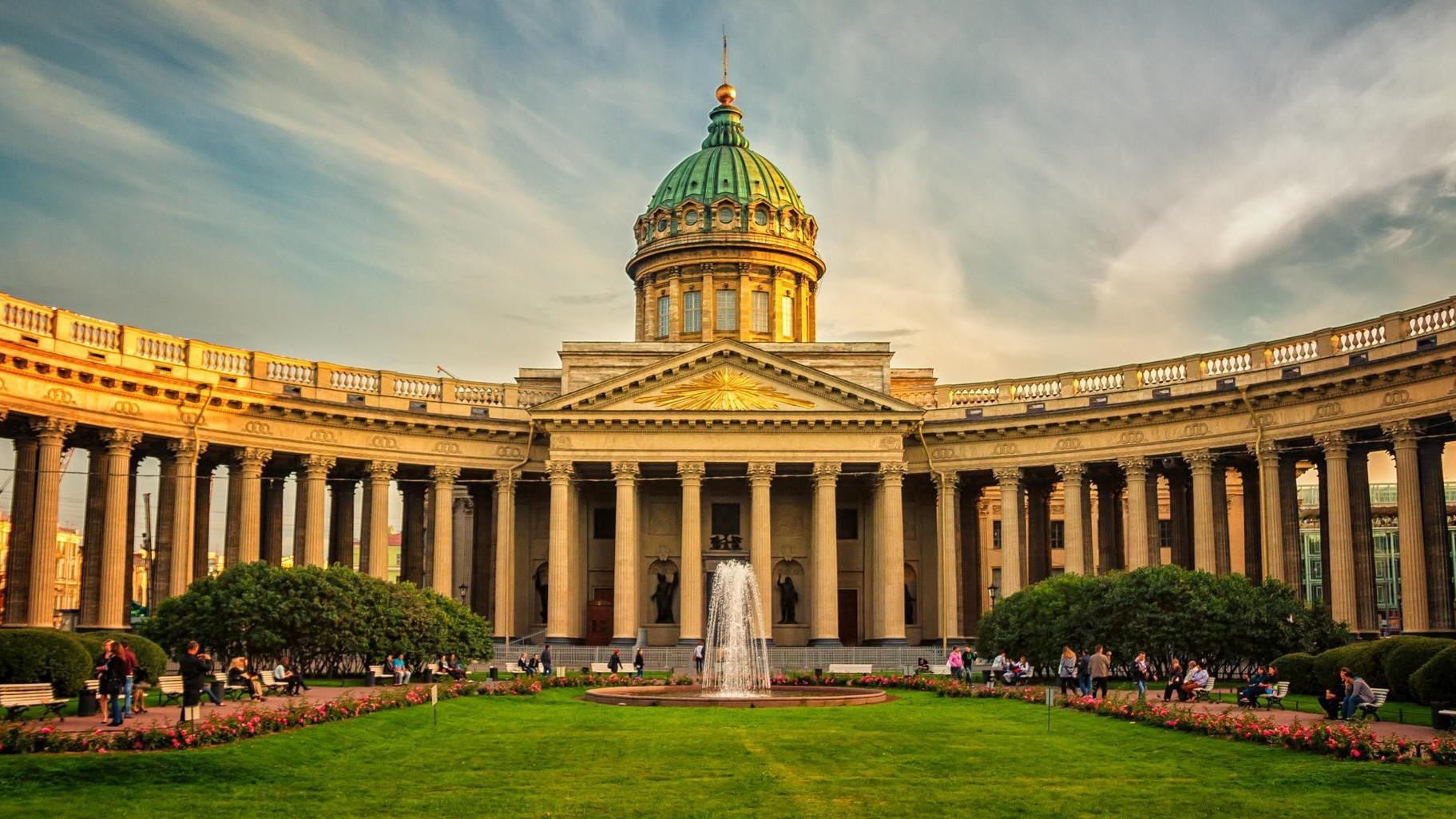 St.Petersburg, Kazan Cathedral