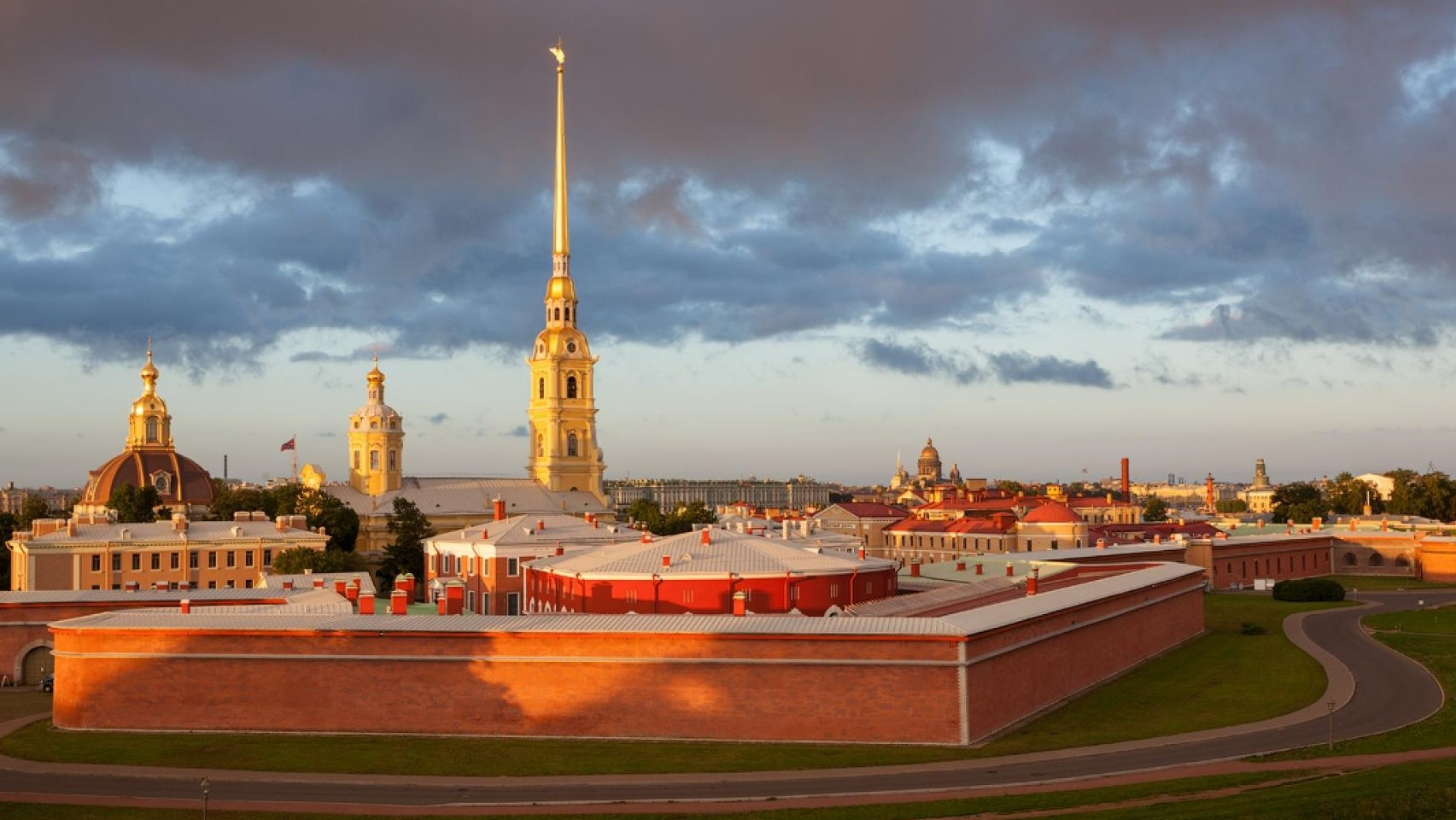 St. Petersburg, Peter and Paul Fortress